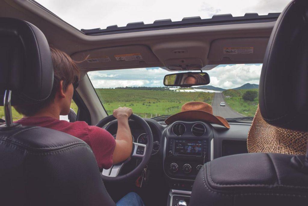 vacanes en voiture